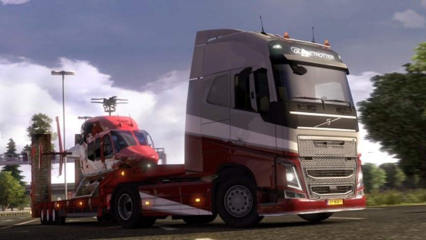 Screenshot 4 - Euro Truck Simulator 2 - High Power Cargo Pack