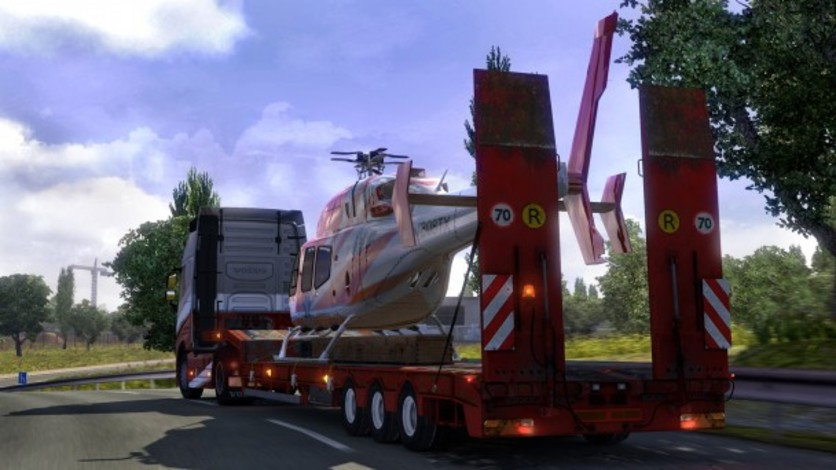 Screenshot 7 - Euro Truck Simulator 2 - High Power Cargo Pack