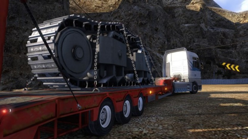 Screenshot 6 - Euro Truck Simulator 2 - High Power Cargo Pack