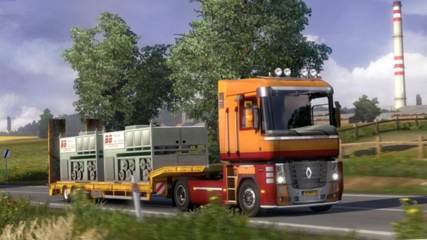 Screenshot 2 - Euro Truck Simulator 2 - High Power Cargo Pack