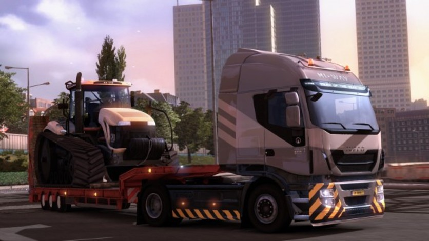 Screenshot 3 - Euro Truck Simulator 2 - High Power Cargo Pack