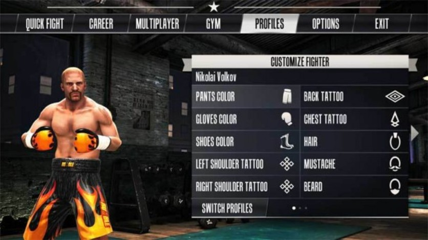 Screenshot 2 - Real Boxing