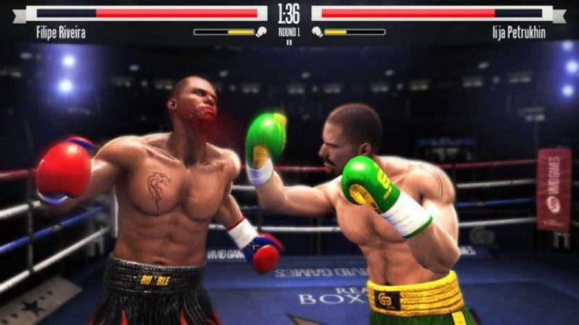 Screenshot 3 - Real Boxing