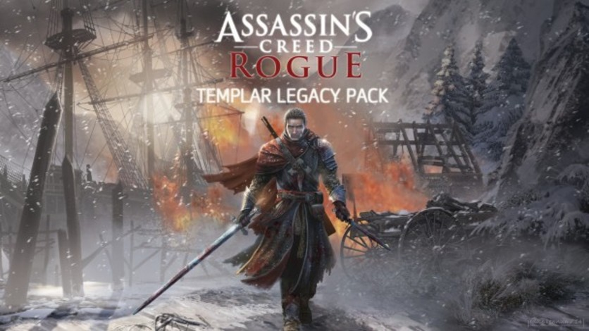 Screenshot 1 - Assassin's Creed Rogue - The Templar Legacy Pack