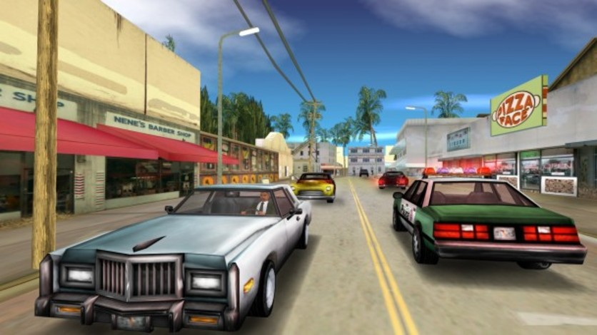 Screenshot 5 - Grand Theft Auto: Vice City