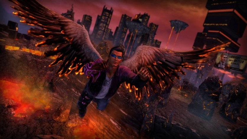 Screenshot 11 - Saints Row: Gat Out of Hell