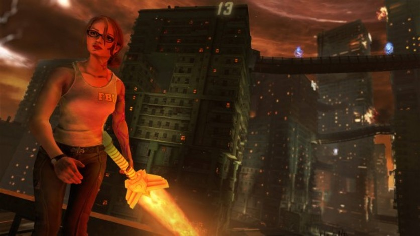 Screenshot 9 - Saints Row: Gat Out of Hell