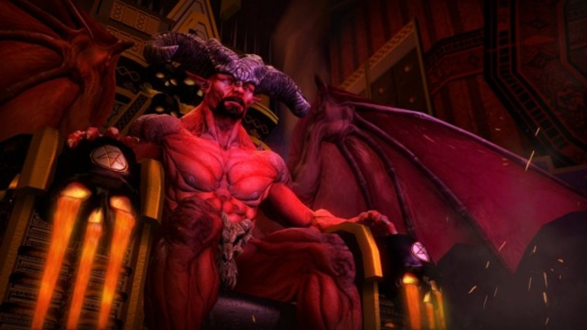 Screenshot 5 - Saints Row: Gat Out of Hell