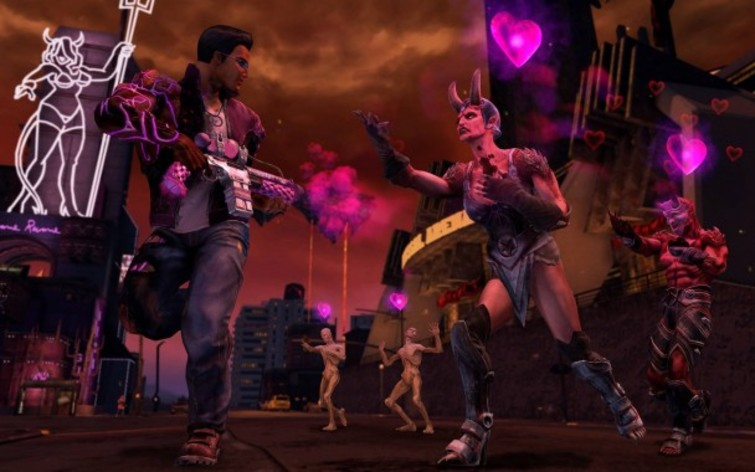 Screenshot 14 - Saints Row: Gat Out of Hell