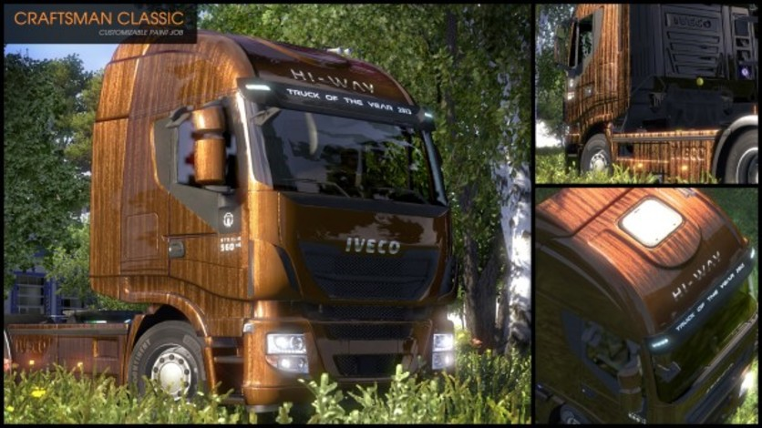 Screenshot 6 - Euro Truck Simulator 2 - Flip Paint Designs