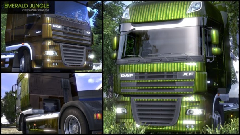 Screenshot 5 - Euro Truck Simulator 2 - Flip Paint Designs