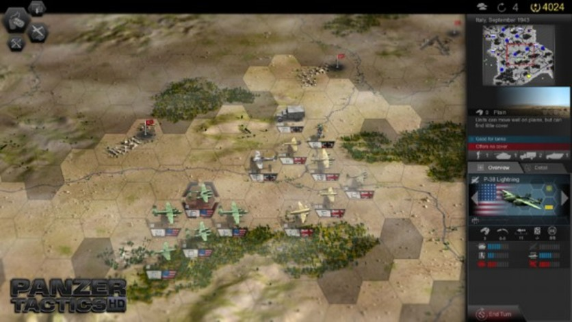 Screenshot 9 - Panzer Tactics HD