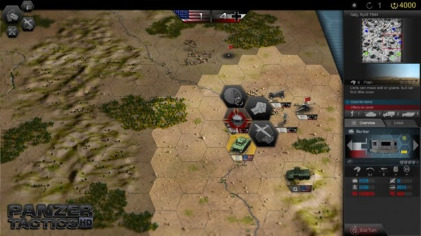 Screenshot 2 - Panzer Tactics HD