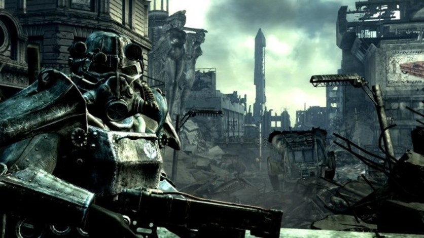 Screenshot 5 - Fallout 3