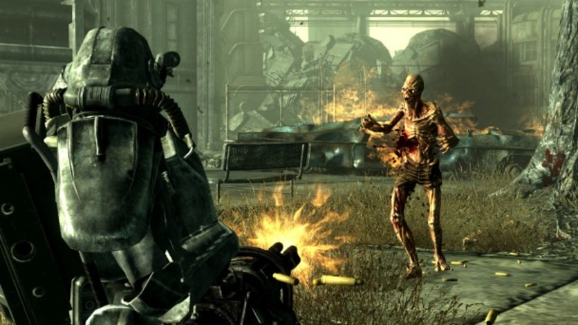 Screenshot 3 - Fallout 3