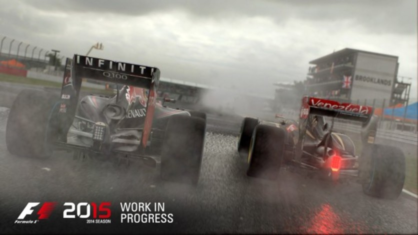 Screenshot 3 - F1 2015