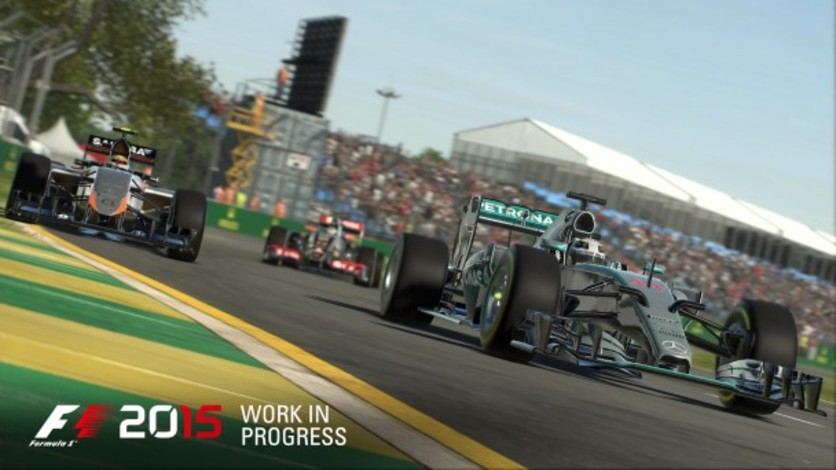 Screenshot 5 - F1 2015
