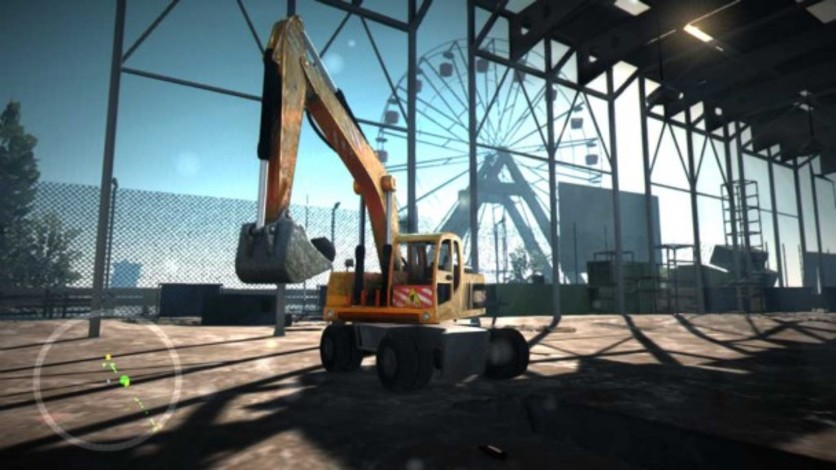Screenshot 6 - Construction Machines 2014