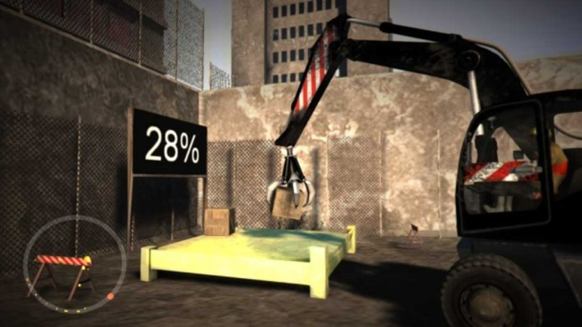 Screenshot 9 - Construction Machines 2014