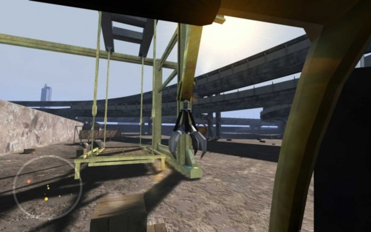Screenshot 2 - Construction Machines 2014