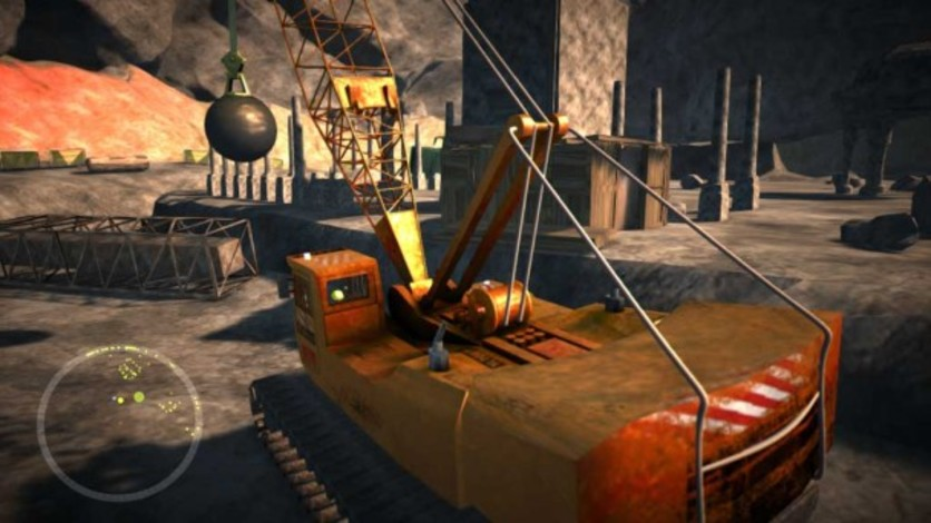 Screenshot 4 - Construction Machines 2014