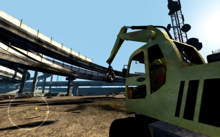 Screenshot 11 - Construction Machines 2014