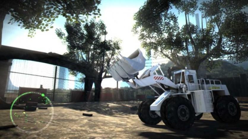 Screenshot 3 - Construction Machines 2014