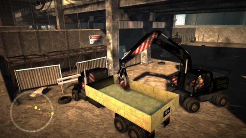 Screenshot 15 - Construction Machines 2014