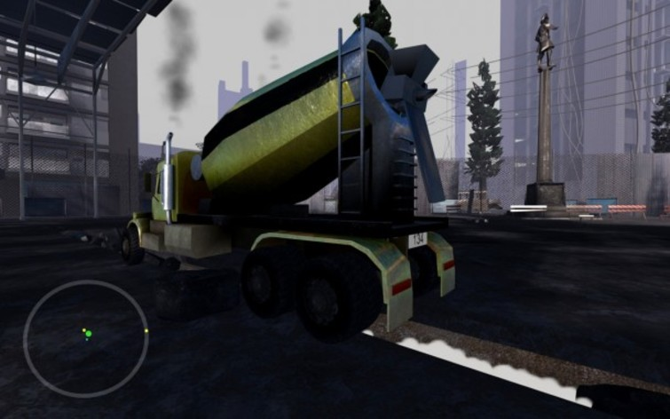 Screenshot 14 - Construction Machines 2014
