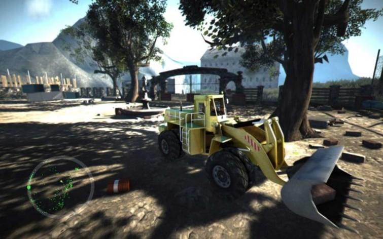 Screenshot 13 - Construction Machines 2014