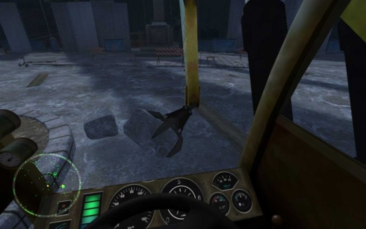 Screenshot 7 - Construction Machines 2014