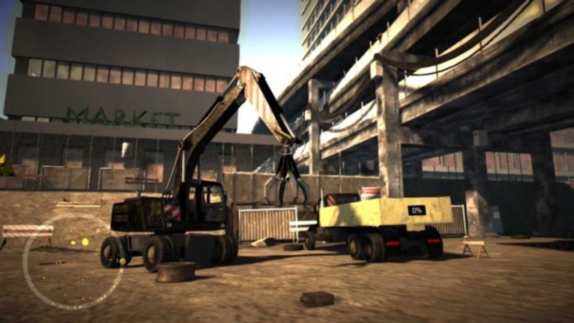 Screenshot 19 - Construction Machines 2014