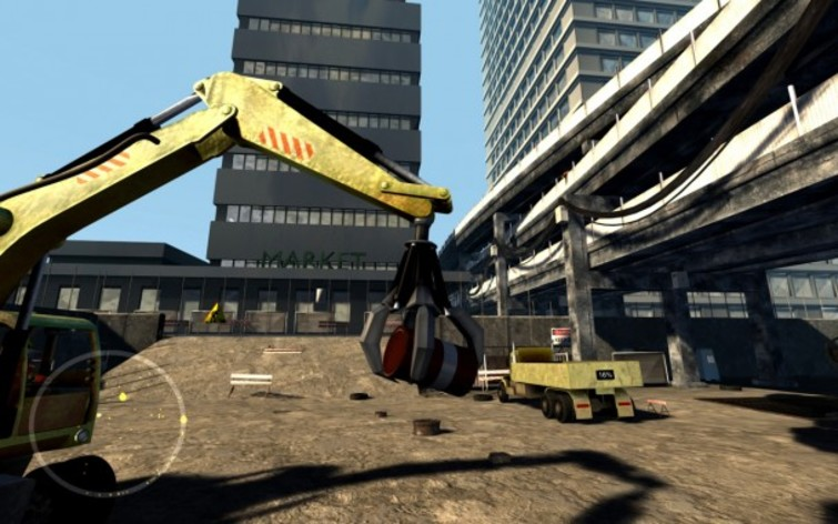 Screenshot 10 - Construction Machines 2014