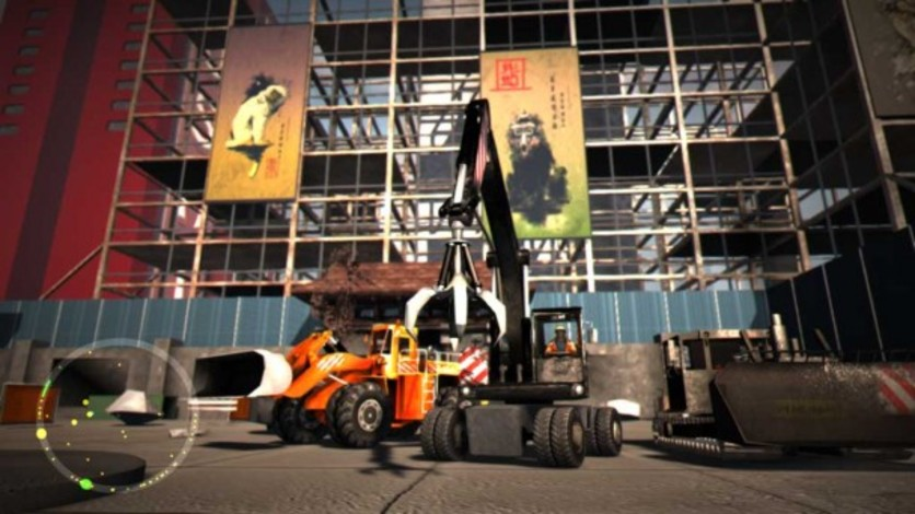 Screenshot 12 - Construction Machines 2014