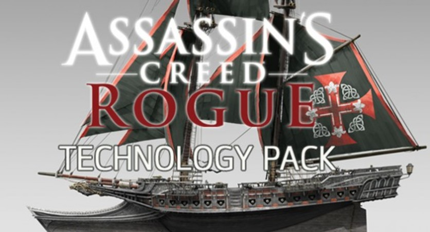 Screenshot 1 - Assassin's Creed Rogue - Time Saver: Technology Pack