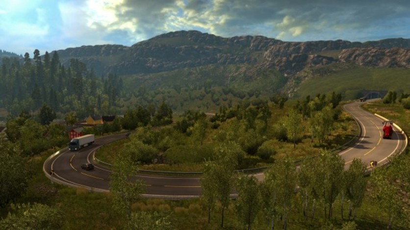 Screenshot 11 - Euro Truck Simulator 2 - Scandinavia