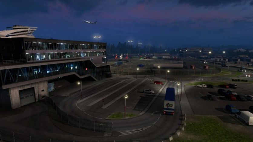 Screenshot 2 - Euro Truck Simulator 2 - Scandinavia