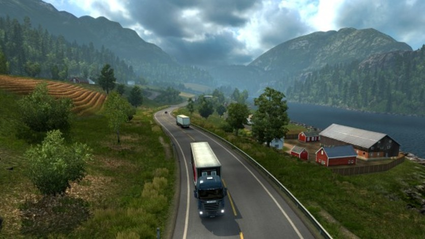 Screenshot 7 - Euro Truck Simulator 2 - Scandinavia