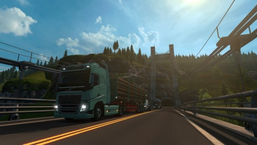 Screenshot 4 - Euro Truck Simulator 2 - Scandinavia