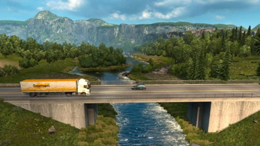 Screenshot 3 - Euro Truck Simulator 2 - Scandinavia