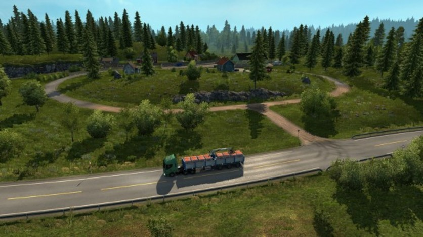 Screenshot 14 - Euro Truck Simulator 2 - Scandinavia