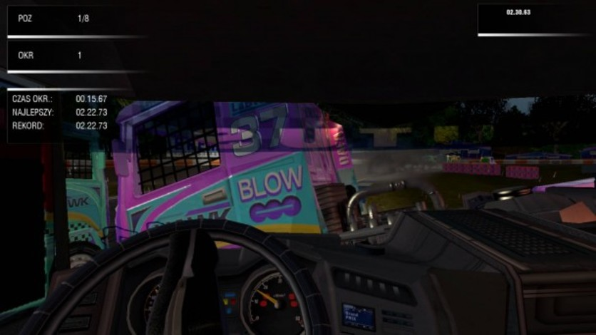Screenshot 3 - World Truck Racing