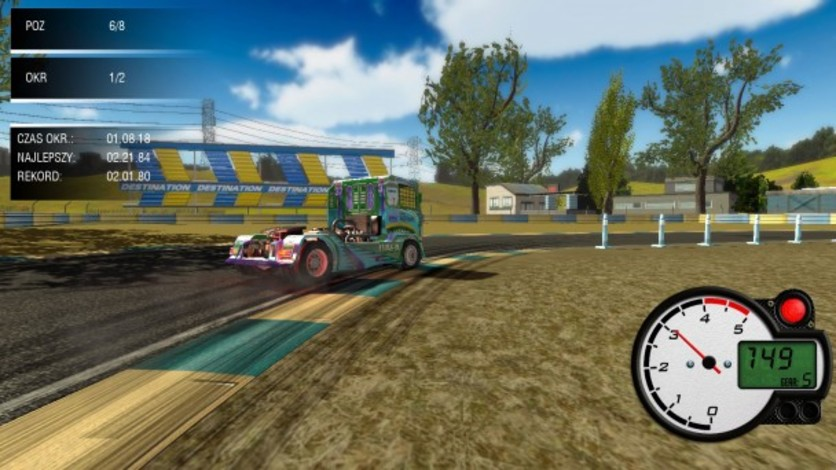 Screenshot 11 - World Truck Racing