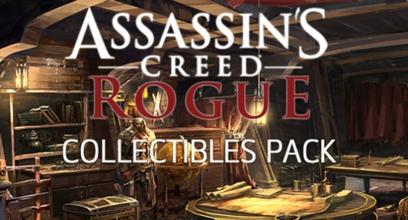 Screenshot 1 - Assassin's Creed Rogue - Time Saver: Collectibles Pack