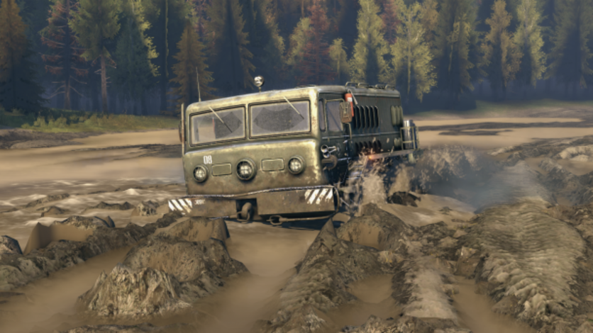 Screenshot 3 - SPINTIRES