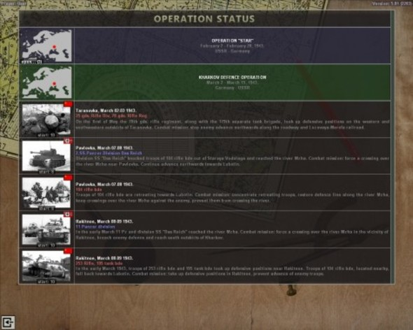 Screenshot 8 - Graviteam Tactics: Operation Star