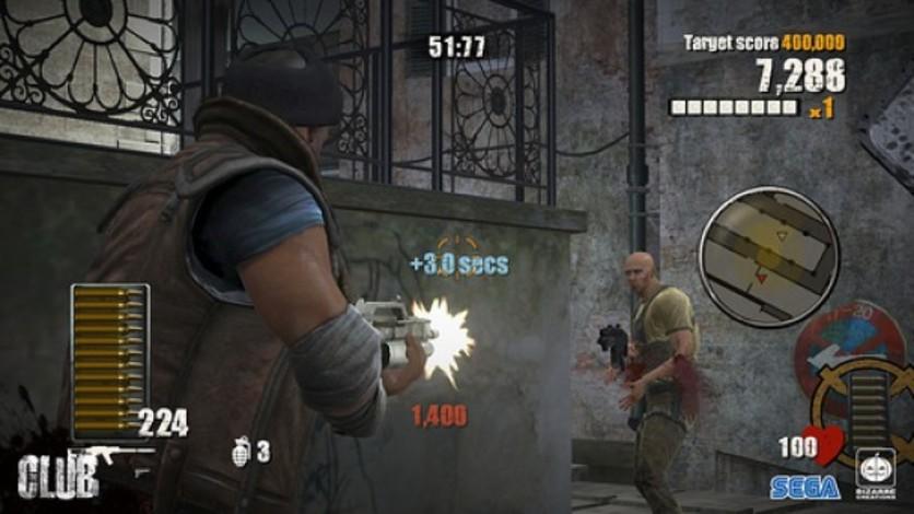 Screenshot 2 - The Club