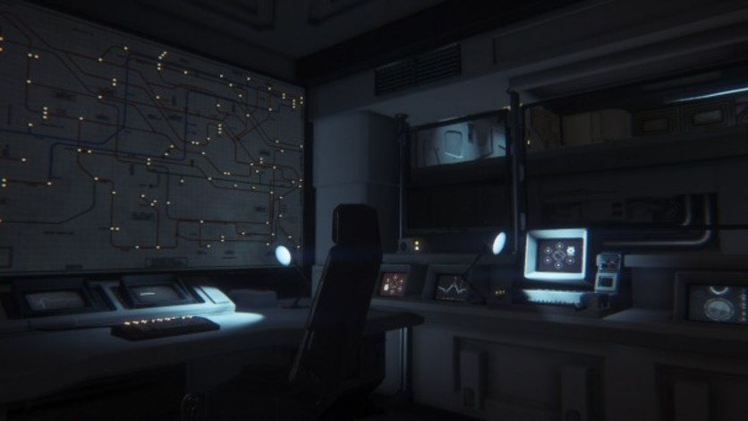 Screenshot 2 - Alien: Isolation - Trauma