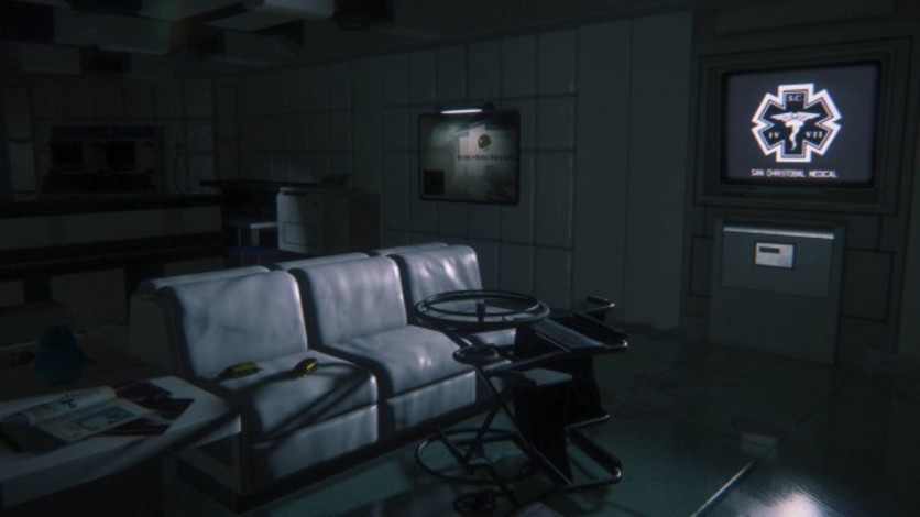 Screenshot 1 - Alien: Isolation - Trauma