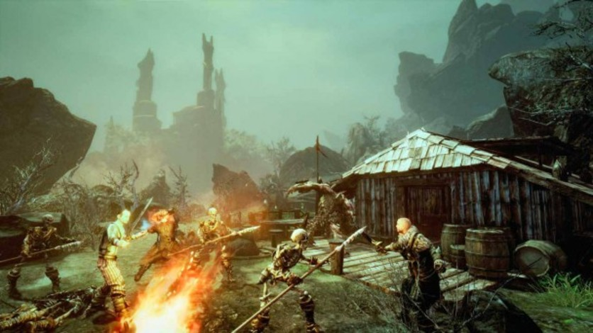Screenshot 7 - Risen 3 - Titan Lords